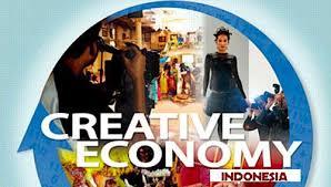 ekonomi kreatif serta industri kreatif
