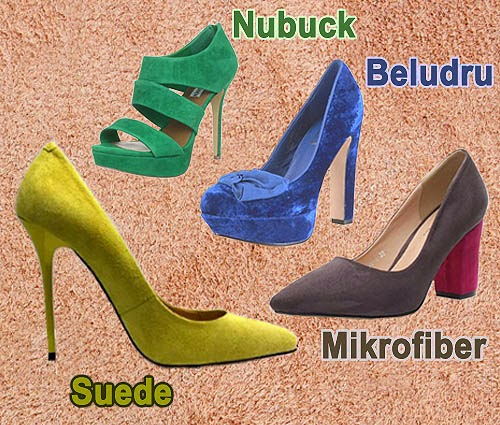 bahan sepatu
