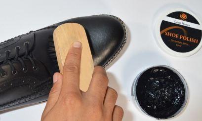 Perawatan Sepatu Safety Boot Kulit